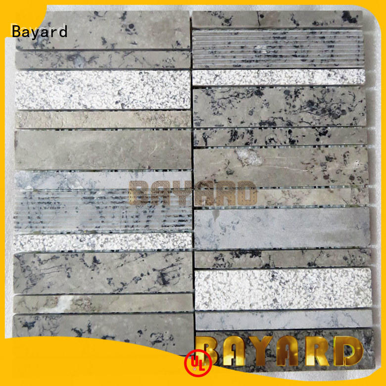 natural mosaic tile patterns antislip factory for decoration
