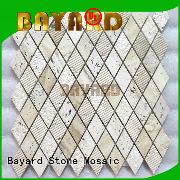 Bayard special stone mosaic floor tiles newly for decoration