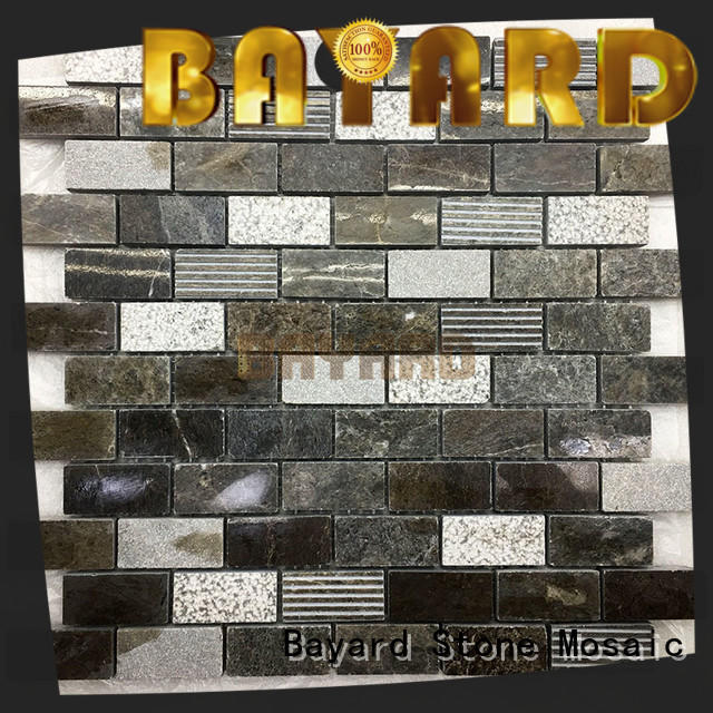Bayard new arrival cheap mosaic tiles supplier for decoration