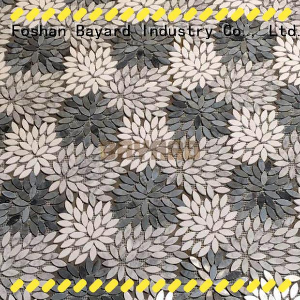 Bayard colours outdoor mosaic tiles dropshipping for wall decoration