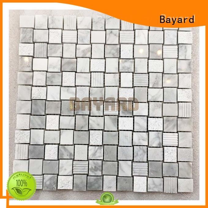 Bayard dark cheap mosaic tiles for decoration