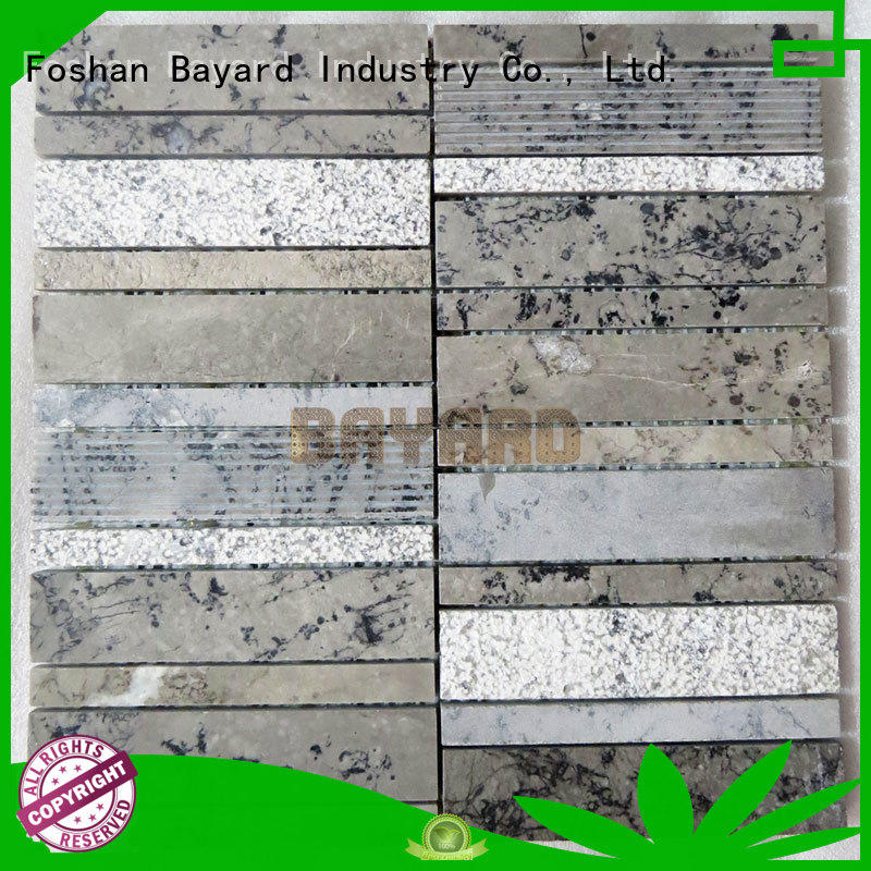 Bayard hot-sale square mosaic tiles for hotel