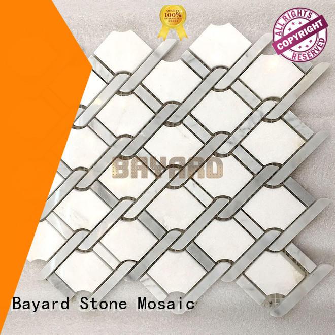 glossy gloss mosaic tiles dropshipping for bathroom Bayard