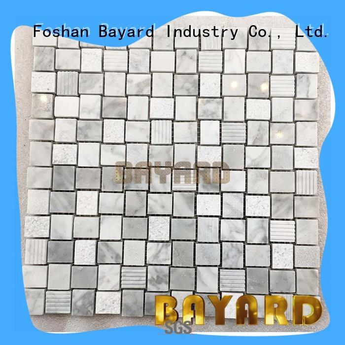 Bayard natural mosaic tile backsplash dropshipping for hotel