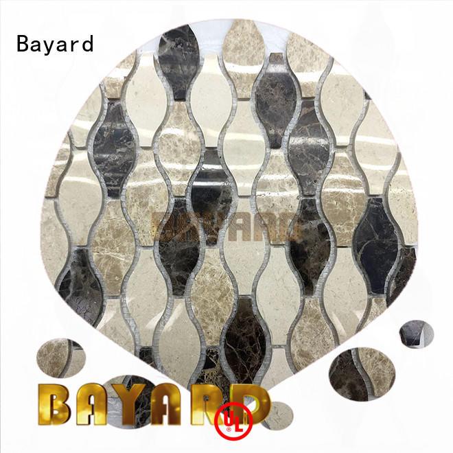 mysterious mosaic kitchen floor tiles stone factory price