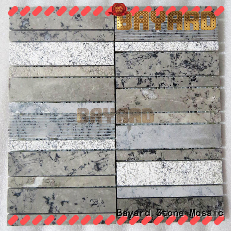good-looking mosaic bathroom tiles line factory price for TV wall