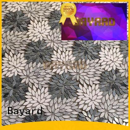 Bayard shape mosaic border tiles grab now for bathroom
