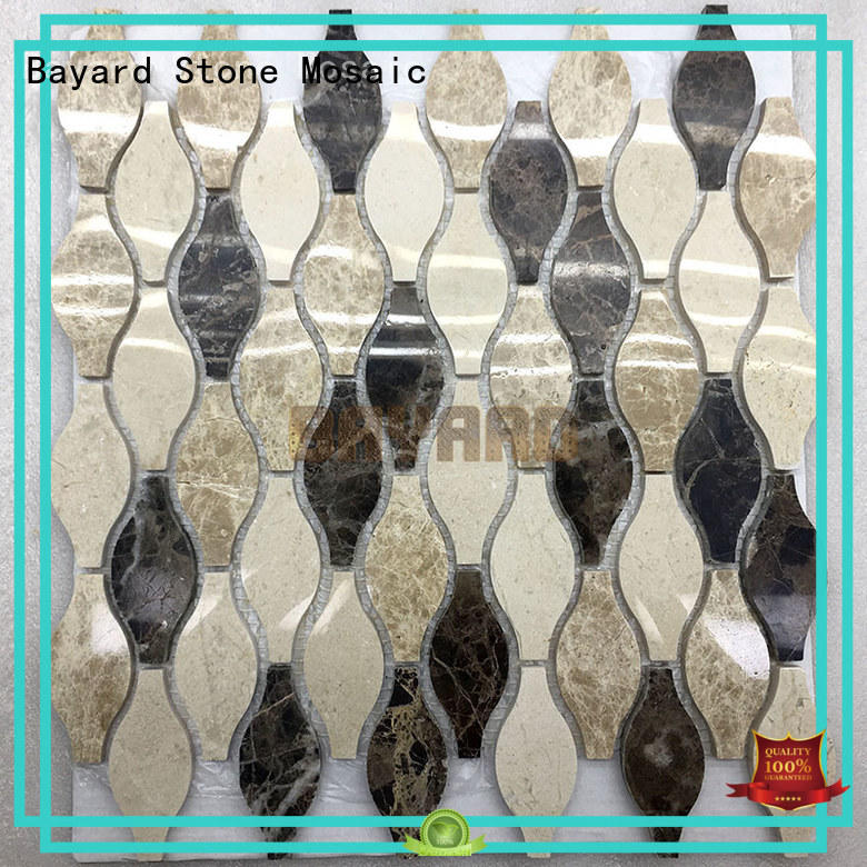 mysterious brick mosaic tile colours newly for wall decoration