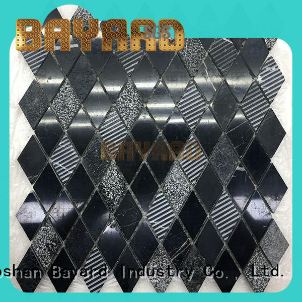 Bayard tiles sandstone mosaic tiles factory for swimming pool