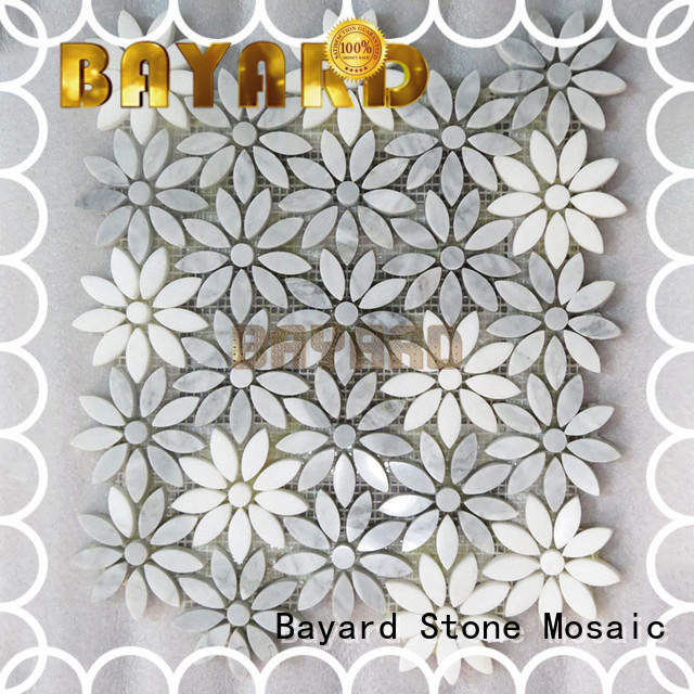 Bayard high-end 2x2 mosaic tile newly for wall decoration