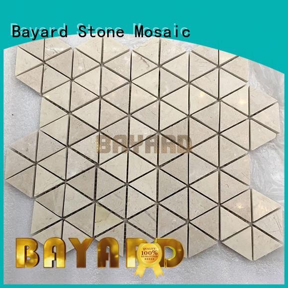 Bayard good-looking mosaic wall vendor for TV wall