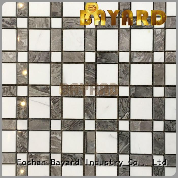 Bayard high reputation decorative mosaic tiles shop now for bathroom