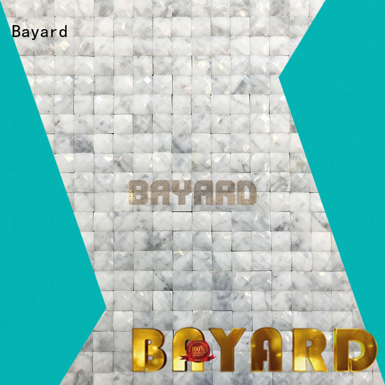 Bayard high reputation italian mosaic tile marketing for hotel lobby