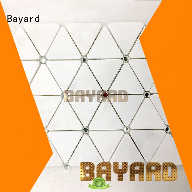 Bayard low cost glass mosaic wall tiles shop now for wall decoration