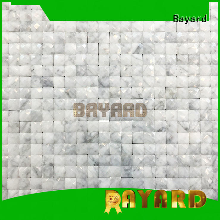 mosaic blue mosaic floor tile stone for wall decoration Bayard