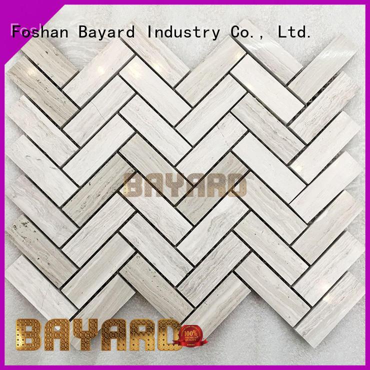Bayard hot-sale cheap mosaic tiles grab now for TV wall