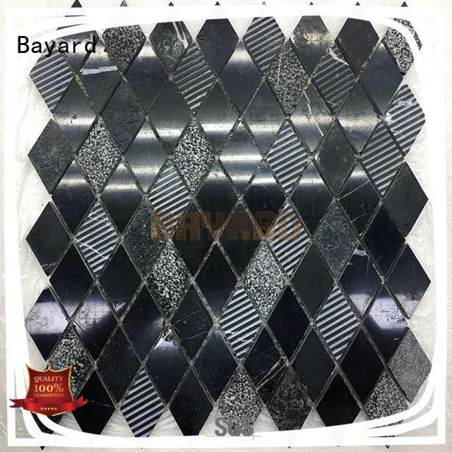 Bayard high-end mosaic tile kitchen backsplash order now for supermarket