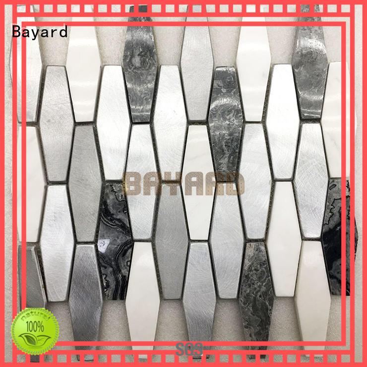 Bayard circle mosaic tiles craft newly for hotel lobby