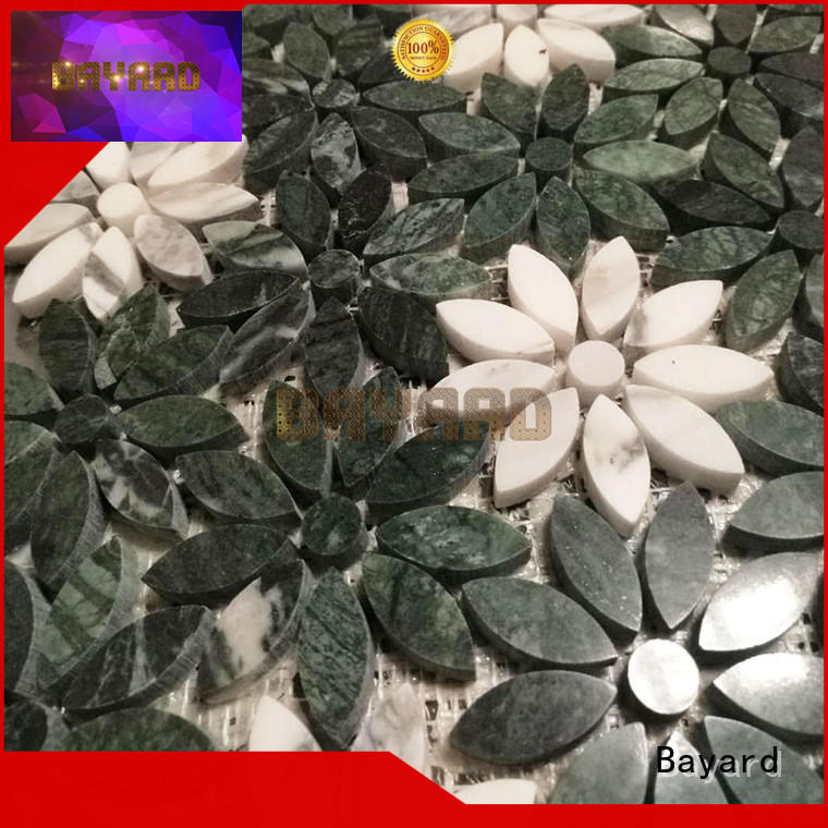 high-end mosaic tiles craft shape for wholesale