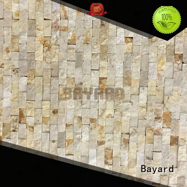 Bayard professional grey mosaic tiles bathroom in different colors for bathroom