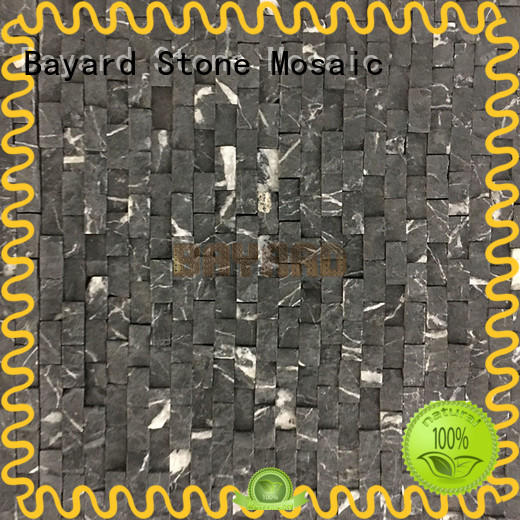 Bayard noble brown mosaic tile supplier