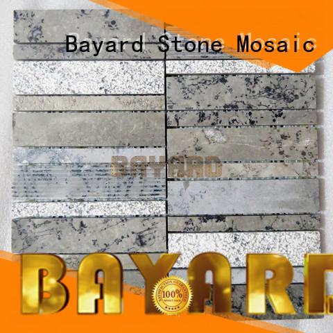 Bayard new arrival mosaic bathroom floor tile vendor