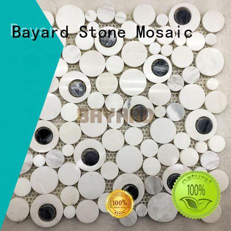 fashion design mosaic stones marble newly