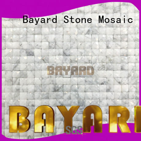 high reputation natural slate mosaic tiles factory price for foundation