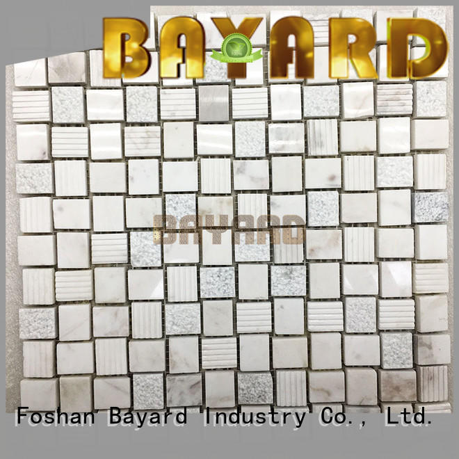 good-looking rectangle mosaic tiles rectangle supplier for foundation