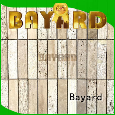 Bayard popular glass mosaic floor tile for wholesale for foundation