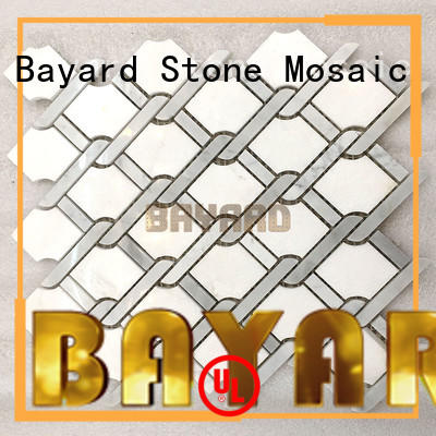 Bayard tiles mosaic bathroom wall tiles for wholesale for hotel lobby