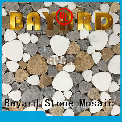 Bayard upscale mosaic tile supplies for wholesale for bathroom