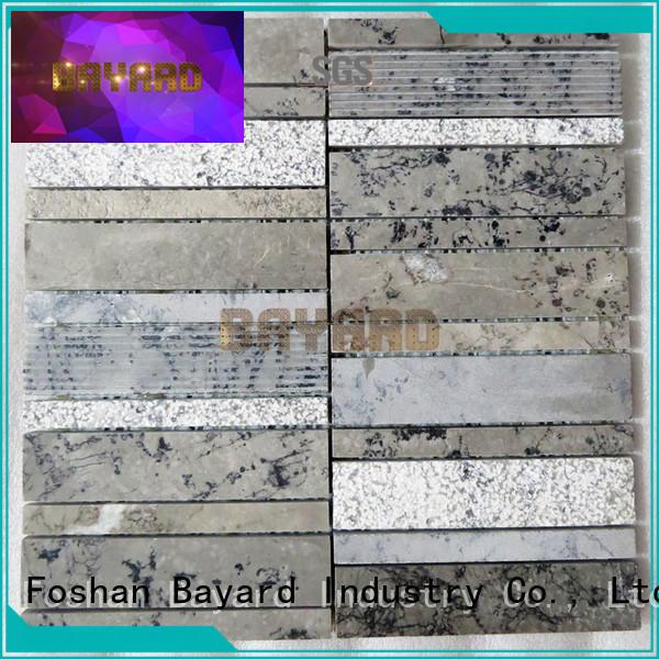 Bayard elegant mosaic floor tiles order now for hotel
