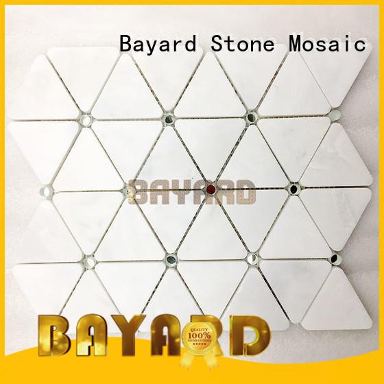 Bayard high reputation dark grey mosaic tiles owner for foundation
