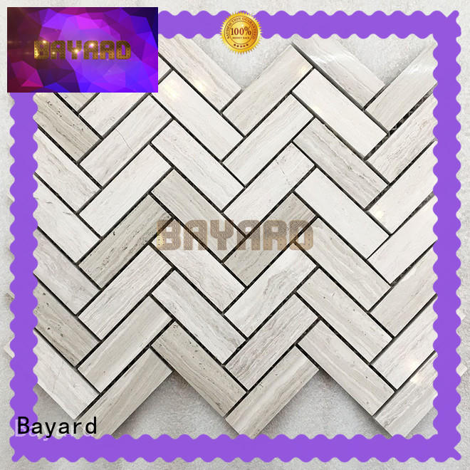 Bayard good-looking square mosaic tiles order now for swimming pool