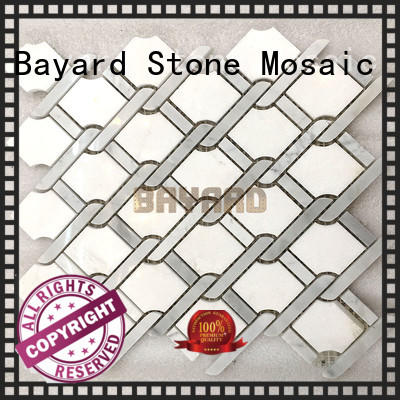 Bayard professional mosaic tile supplies vendor for hotel lobby