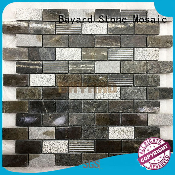 Bayard affordable mosaic wall tiles for wholesale for hotel