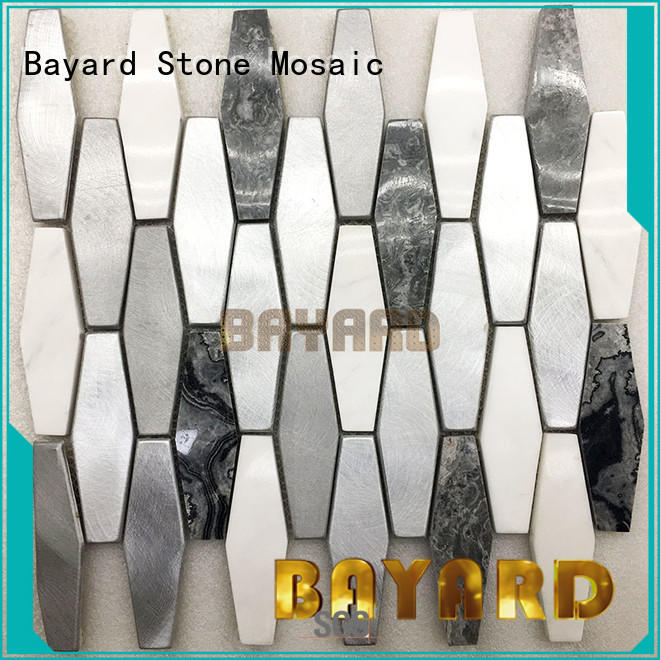 Bayard spanish mosaic tiles craft factory price for bathroom