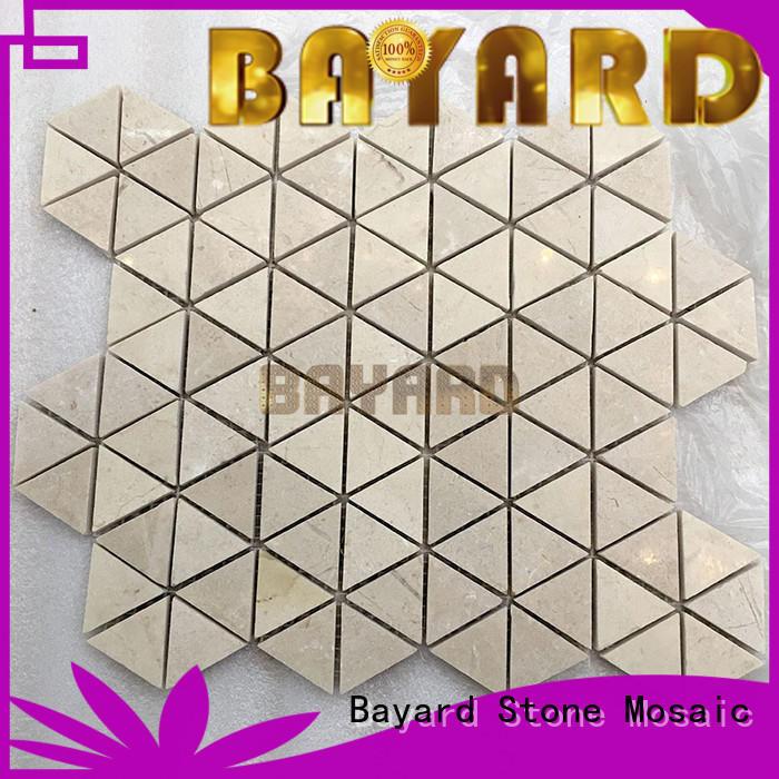 Bayard new arrival mosaic tile backsplash for supermarket