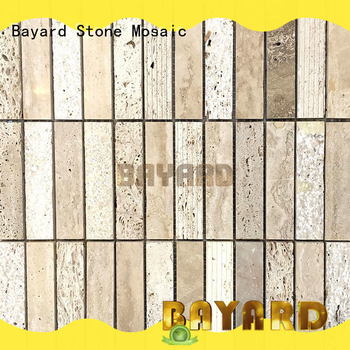 Bayard tiles dark mosaic tile factory price for foundation