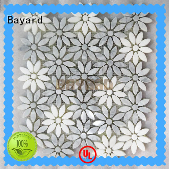 Bayard floor mosaic kitchen floor tiles factory price