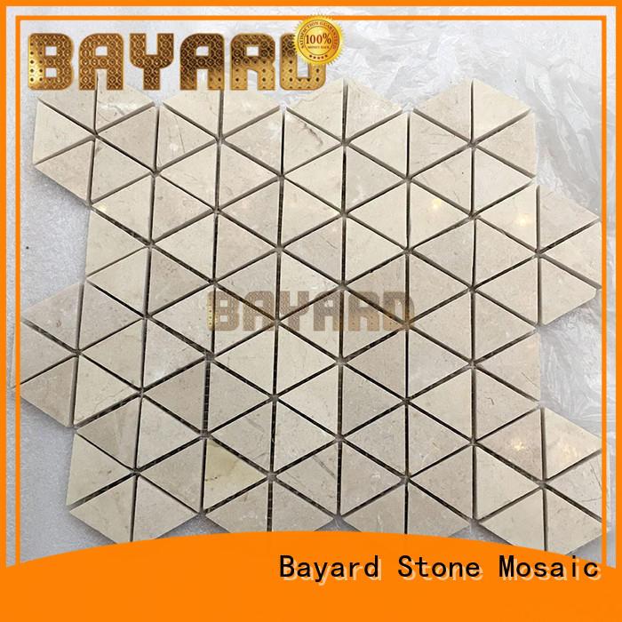 high standards marble mosaics tile factory for bathroom