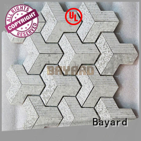 Bayard mysterious mosaic tiles craft factory for hotel lobby