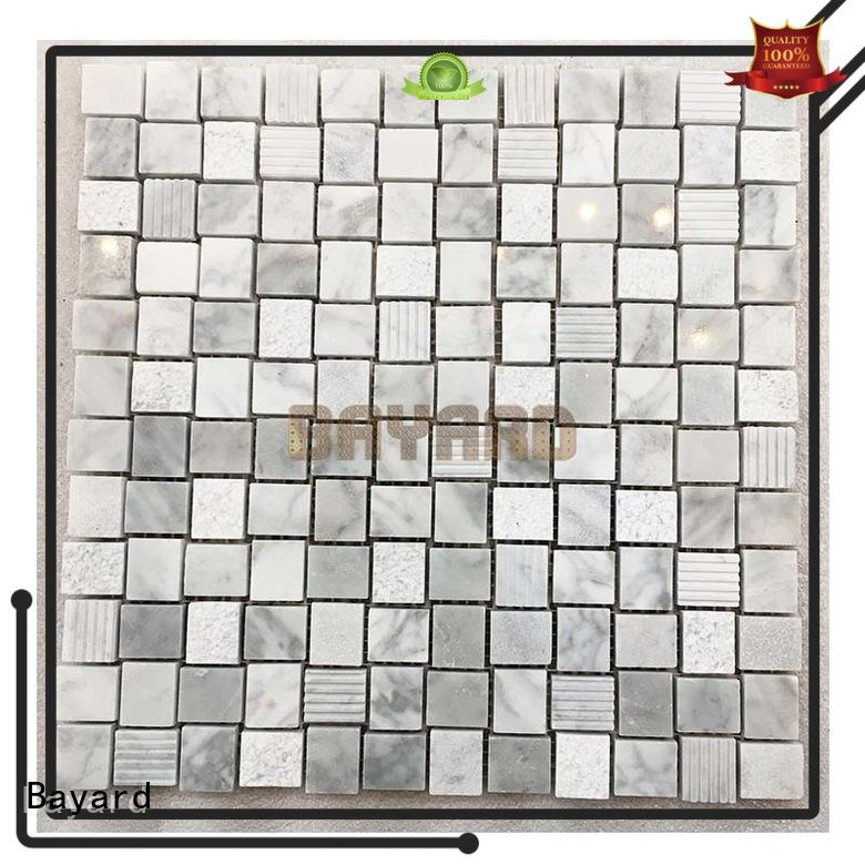 high-end square mosaic tiles mix order now for supermarket