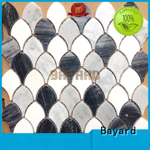 high quality outdoor mosaic tiles colors for wholesale for wall decoration
