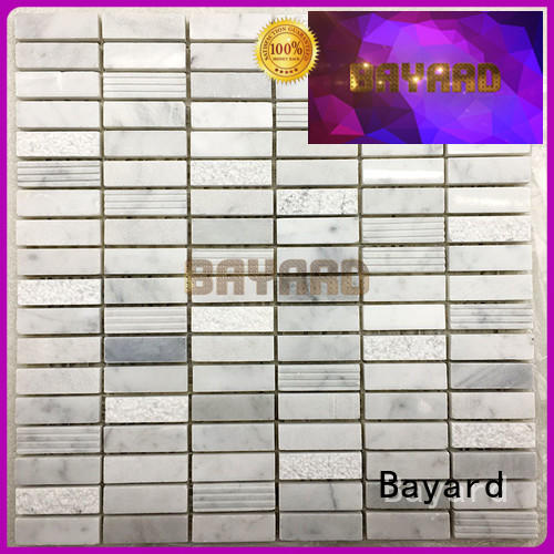 Bayard new arrival mosaic bathroom floor tile vendor for decoration