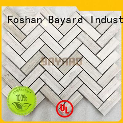 Bayard sheets cheap mosaic tiles for supermarket
