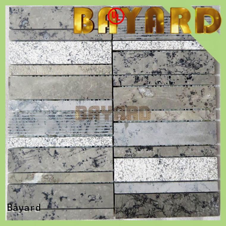 Bayard hot-sale mosaic backsplash for wholesale for bathroom