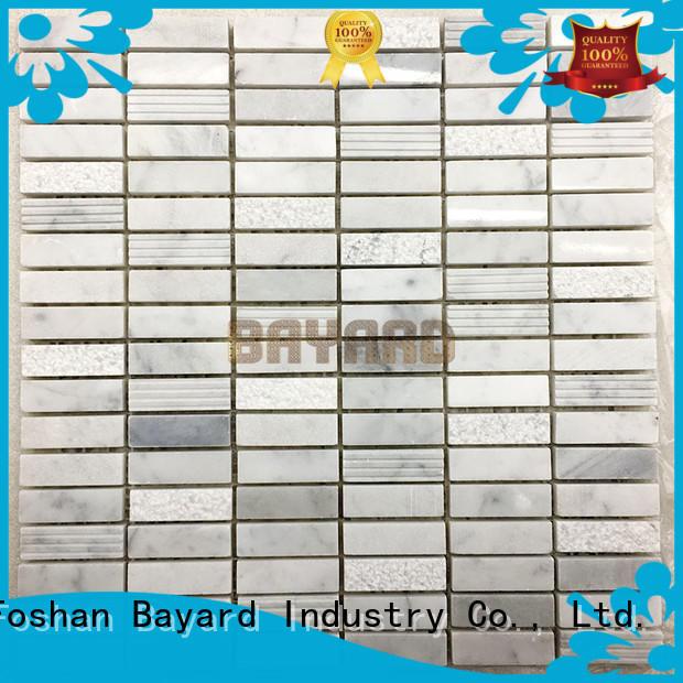 stone stone mosaic for supermarket Bayard