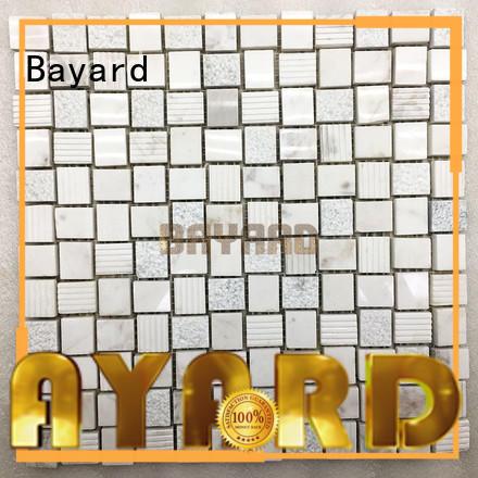 Bayard pebble mosaic tile factory price for bathroom